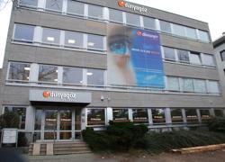 Worldeye (Dünyagöz) Augenzentrum Frankfurt