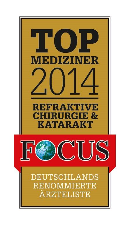 DFC Mediziner Siegel Augenheilkunde