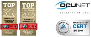 Zertifikate der Ober Scharrer Gruppe