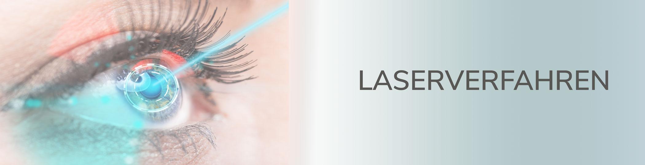 Lasverfahren Augenlaser PRK Lasek Epi-Lasek