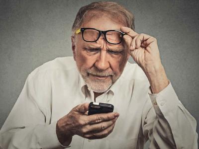 Alterssichtigkeit (Presbyopie)