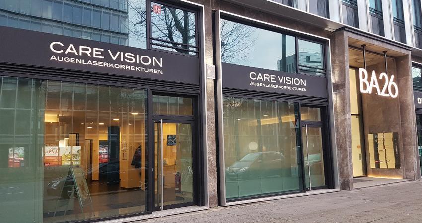 CARE Vision Augenlaser Düsseldorf