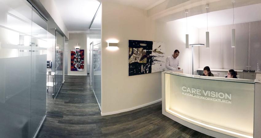 CARE Vision Augenlaser-Beratungszentrum Darmstadt