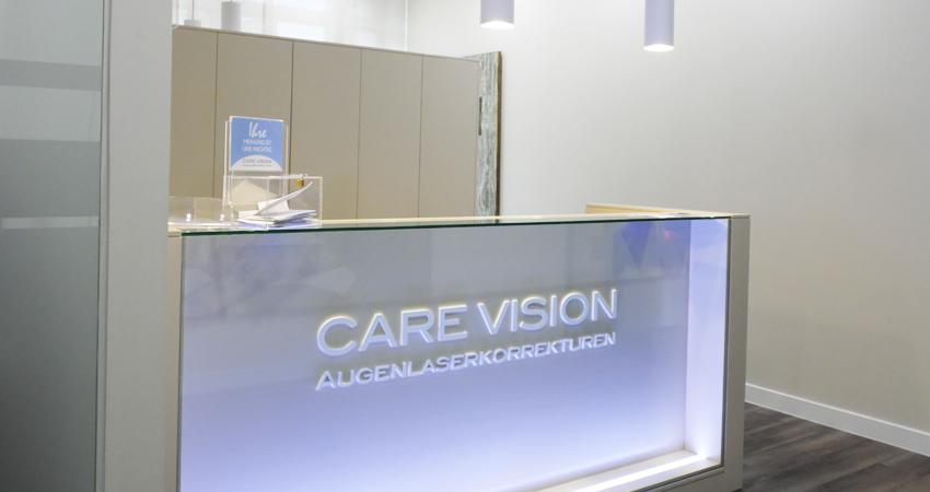 CARE Vision Augenlaser im Universitätsklinikum Hamburg-Eppendorf