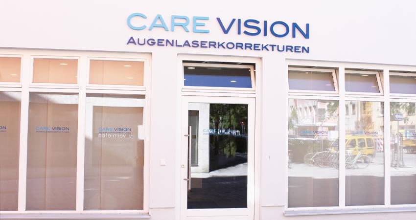 CARE Vision Augenklinik Ingoldstadt