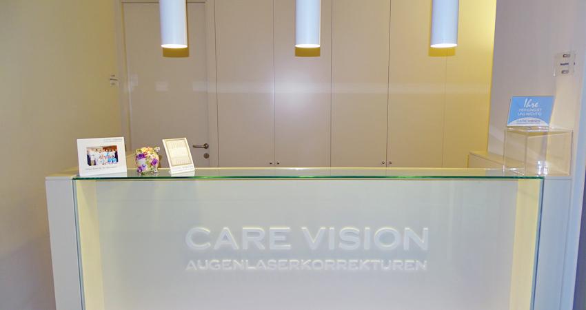 CARE Vision Augenlaser Stuttgart