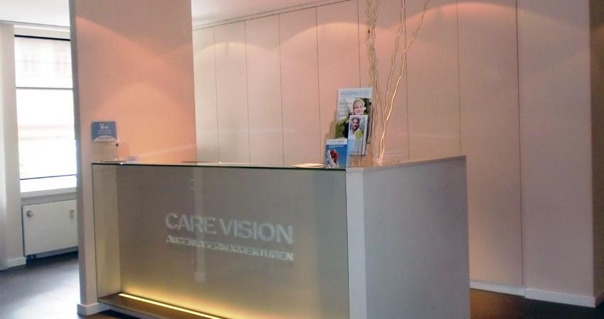 CARE Vision* Augenlaser Würzburg