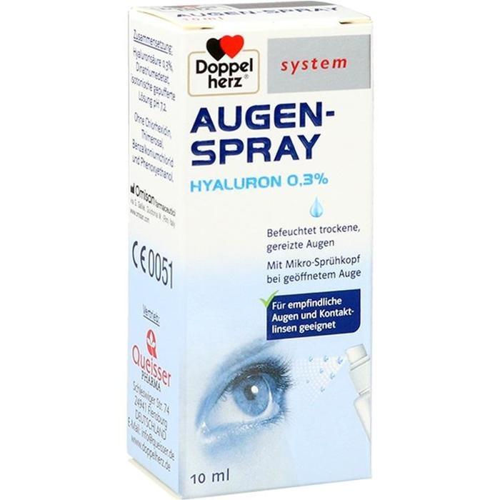 Doppelherz Augen-Spray Hyaluron